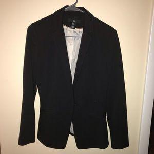 H&M sz 8 Black Blazer